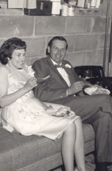 Betty and Harold Armstrong